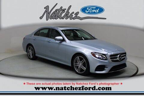 2017 Mercedes-Benz E-Class for sale at Auto Group South - Natchez Ford Lincoln in Natchez MS