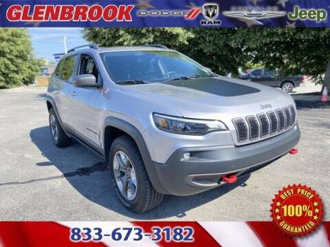 2019 Jeep Cherokee for sale at Glenbrook Dodge Chrysler Jeep Ram and Fiat in Fort Wayne IN