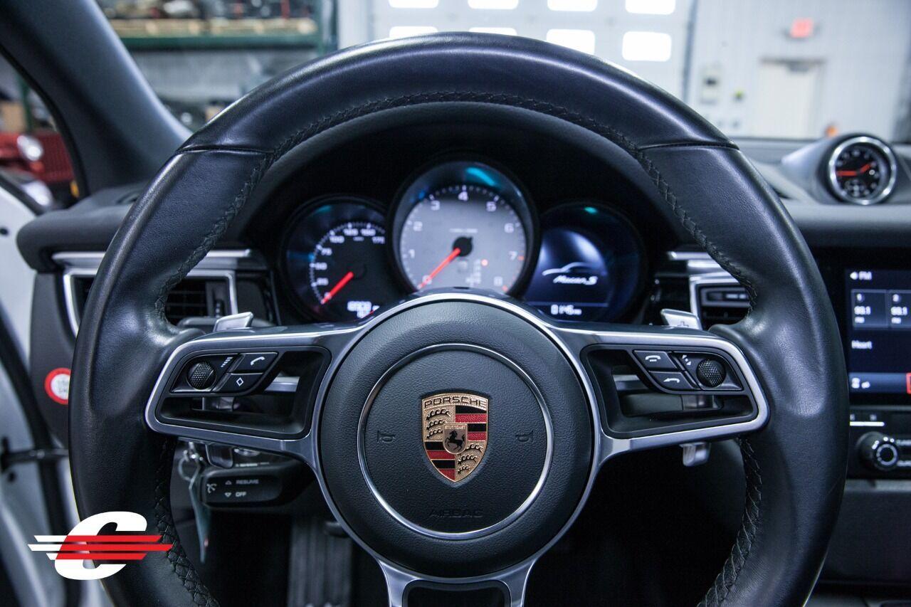 Cantech automotive: 2018 Porsche Macan 3.0L V6 Twin Turbocharger SUV