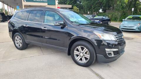 2015 Chevrolet Traverse for sale at Dunn-Rite Auto Group in Longwood FL