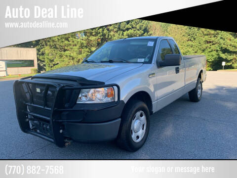 2008 Ford F-150 for sale at Auto Deal Line in Alpharetta GA