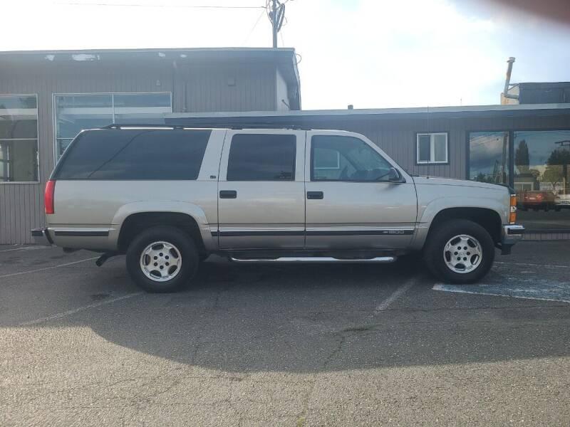 1999 Chevrolet Suburban for sale at Westside Motors in Mount Vernon WA