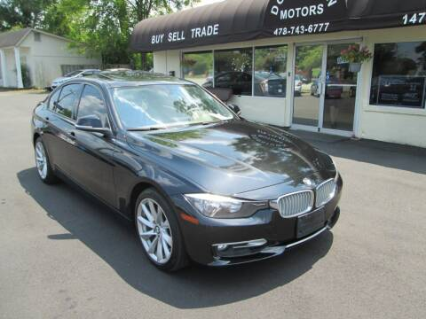 2012 BMW 3 Series for sale at Downtown Motors in Macon GA