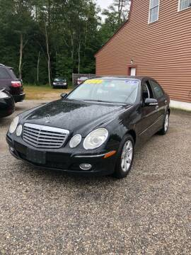 2008 Mercedes-Benz E-Class for sale at Hornes Auto Sales LLC in Epping NH
