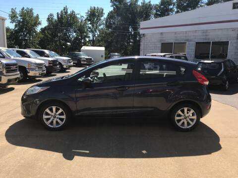 2012 Ford Fiesta for sale at Northwood Auto Sales in Northport AL