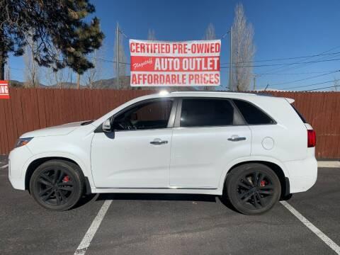 2015 Kia Sorento for sale at Flagstaff Auto Outlet in Flagstaff AZ