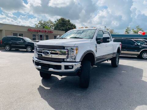 2018 Ford F-250 Super Duty for sale at Hooney's Auto Sales in Theodore AL