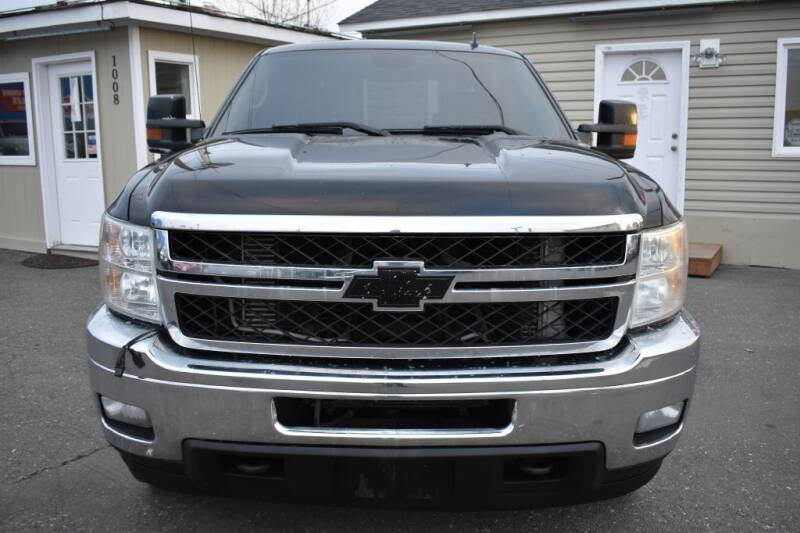 2012 Chevrolet Silverado 2500HD for sale at Alaska Best Choice Auto Sales in Anchorage AK