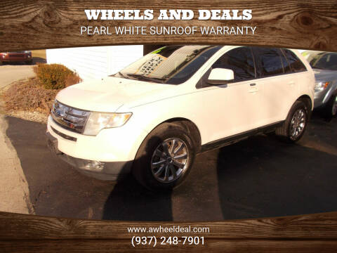 2008 Ford Edge for sale at Wheels and Deals in New Lebanon OH