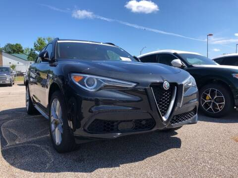 2020 Alfa Romeo Stelvio for sale at Alfa Romeo & Fiat of Strongsville in Strongsville OH