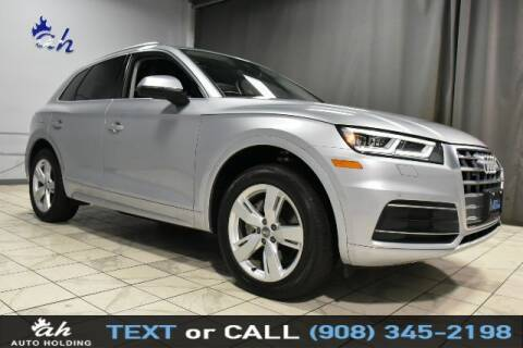 2019 Audi Q5 for sale at AUTO HOLDING in Hillside NJ
