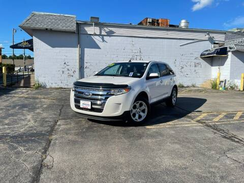 2013 Ford Edge for sale at Santa Motors Inc in Rochester NY