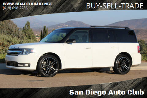 2014 Ford Flex for sale at San Diego Auto Club in Spring Valley CA