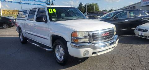 2004 GMC Sierra 1500 for sale at I-80 Auto Sales in Hazel Crest IL