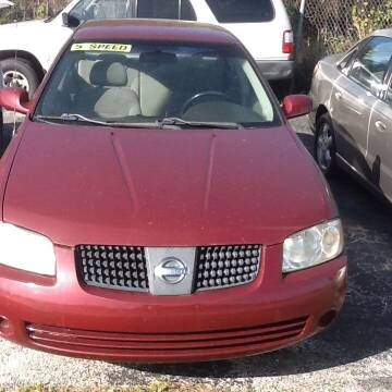 2004 Nissan Sentra for sale at Easy Credit Auto Sales in Cocoa FL