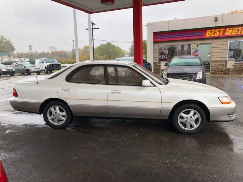 1996 Lexus ES 300 for sale at Best Motor Auto Sales in Geneva OH