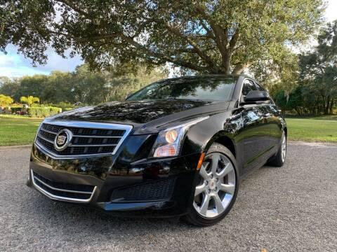 2014 Cadillac ATS for sale at FLORIDA MIDO MOTORS INC in Tampa FL