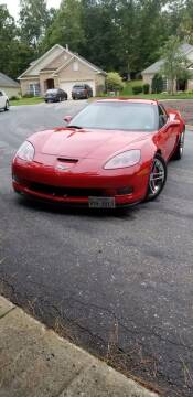 2007 Chevrolet Corvette for sale at Premier Auto Solutions & Sales in Quinton VA