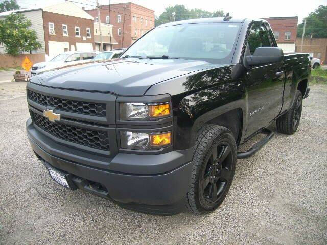 2015 Chevrolet Silverado 1500 for sale at HALL OF FAME MOTORS in Rittman OH
