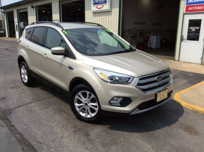 2017 Ford Escape for sale at TRI-STATE AUTO OUTLET CORP in Hokah MN