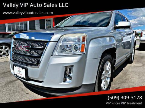2012 GMC Terrain for sale at Valley VIP Auto Sales LLC in Spokane Valley WA
