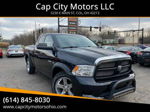 2010 Dodge Ram Pickup 1500 for sale at Cap City Motors LLC in Columbus OH