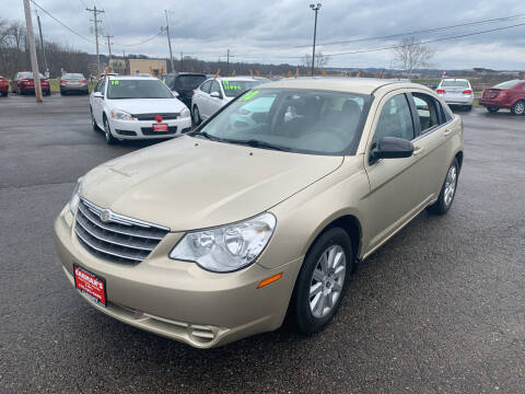 2010 Chrysler Sebring for sale at Carmans Used Cars & Trucks in Jackson OH