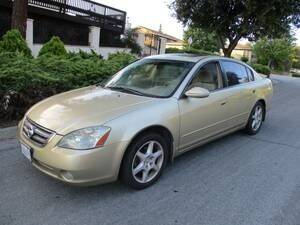 2002 Nissan Altima for sale at Inspec Auto in San Jose CA