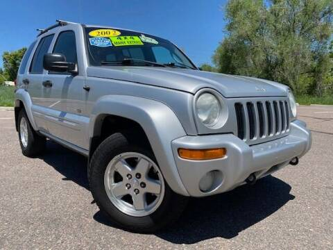2002 Jeep Liberty for sale at UNITED Automotive in Denver CO