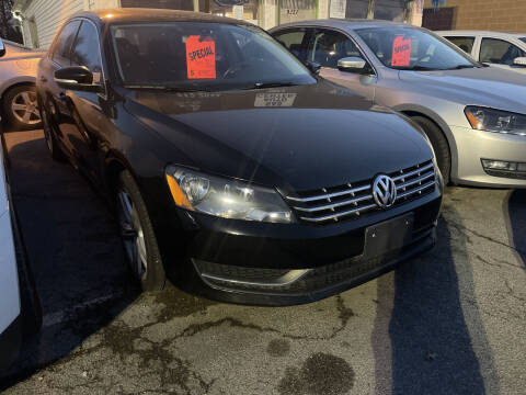2014 Volkswagen Passat for sale at STL Automotive Group in O'Fallon MO