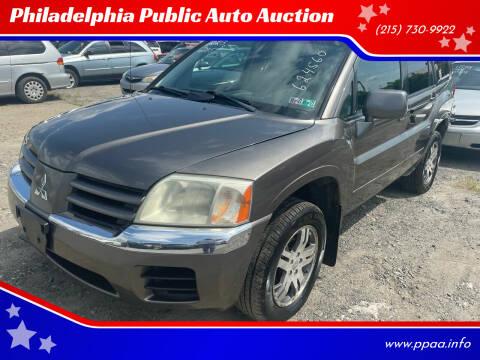2005 Mitsubishi Endeavor for sale at Philadelphia Public Auto Auction in Philadelphia PA