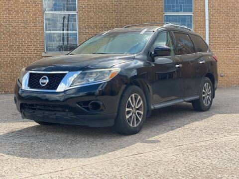 2013 Nissan Pathfinder for sale at Auto Start in Oklahoma City OK