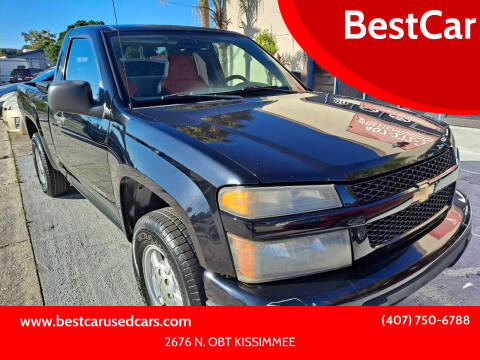 2005 Chevrolet Colorado for sale at BestCar in Kissimmee FL
