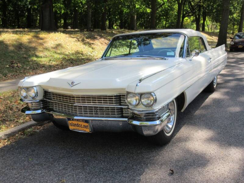 1963 Cadillac Series 62 for sale at Island Classics & Customs in Staten Island NY
