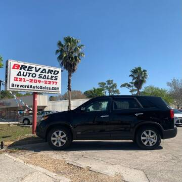 2013 Kia Sorento for sale at Brevard Auto Sales in Palm Bay FL