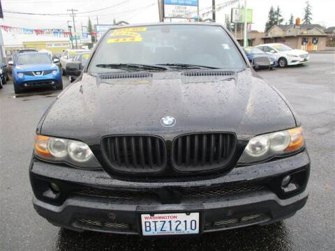 2004 BMW X5 for sale at GMA Of Everett in Everett WA