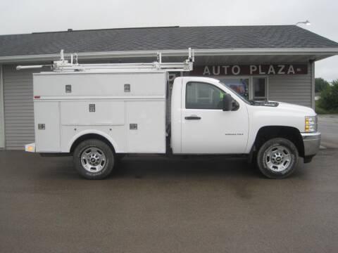 2011 Chevrolet Silverado 2500HD for sale at G T AUTO PLAZA Inc in Pearl City IL