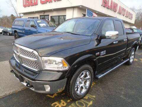 2013 RAM Ram Pickup 1500 for sale at Island Auto Buyers in West Babylon NY