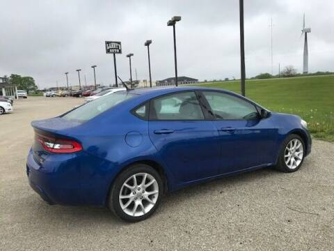 2013 Dodge Dart for sale at Lanny's Auto in Winterset IA