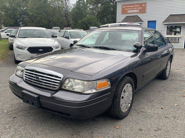 2009 Ford Crown Victoria for sale at High Performance Motors in Nokesville VA
