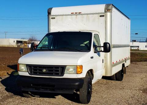 2005 Ford E-Series Chassis for sale at A F SALES & SERVICE in Indianapolis IN