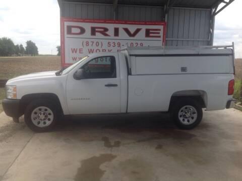 2012 Chevrolet Colorado for sale at Drive in Leachville AR