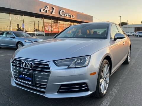 2017 Audi A4 for sale at A1 Carz, Inc in Sacramento CA