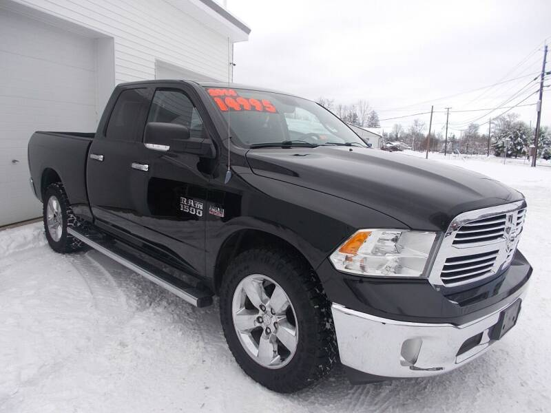 2013 RAM Ram Pickup 1500 for sale at Dansville Radiator in Dansville NY