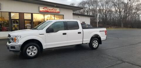 2019 Ford F-150 for sale at SINDIC MOTORCARS INC in Muskego WI