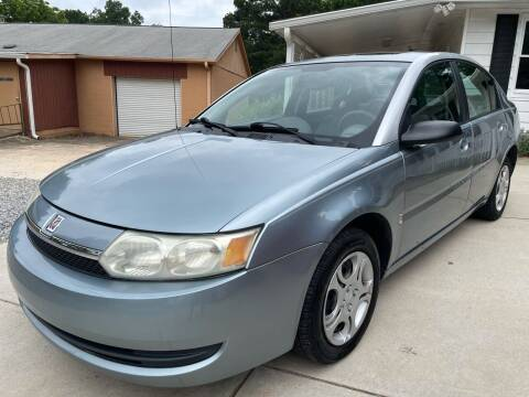2003 Saturn Ion for sale at Efficiency Auto Buyers in Milton GA