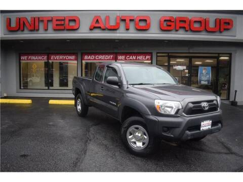 2015 Toyota Tacoma for sale at United Auto Group in Putnam CT