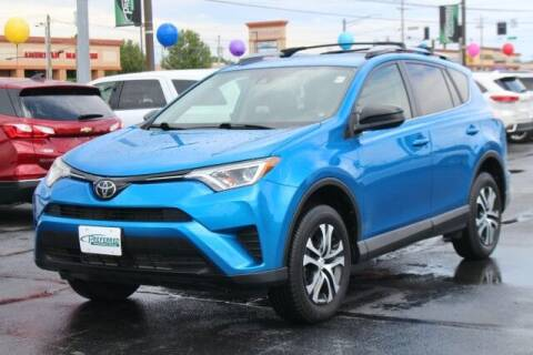2017 Toyota RAV4 for sale at Preferred Auto Fort Wayne in Fort Wayne IN