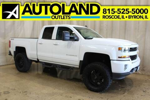2019 Chevrolet Silverado 1500 LD for sale at AutoLand Outlets Inc in Roscoe IL