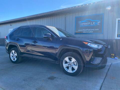 2020 Toyota RAV4 for sale at FAST LANE AUTOS in Spearfish SD